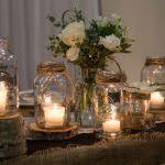 Rustic Wedding Decorations Simple Mason