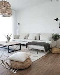 modern living room scandinavian design elements