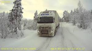 100 West Trucking Ice Road Trucking In West Norway YouTube