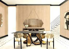 Contemporary Dining Room Tables Luxury Modern Table Furniture Buffet