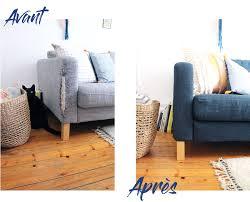 couvre canapé ikéa comment customiser canapé ikéa partie 1 changer la couleur