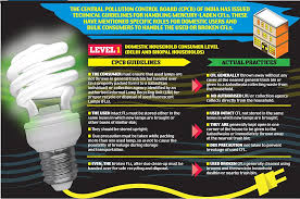fluorescent bulbs put capital s health at risk as toxic mercury