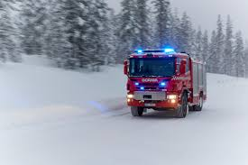 100 Trucks In Snow Scania Winter 2015 Uptime In The Snow Scania Group