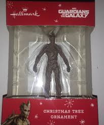 Christmas Tree Amazon by Amazon Com 2015 Hallmark Guardians Of The Galaxy Groot Christmas