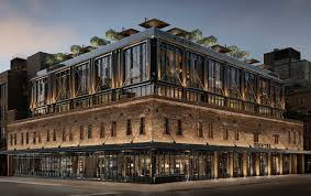 100 Astor Terrace Nyc RH Unveils RH New York The Gallery In The Historic