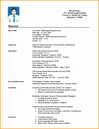 High School Resume Resumes Perfect For Students Student ... Resume Samples Job Description Valid Sample For Recent High 910 Simple Rumes For Teenagers Juliasrestaurantnjcom 37 Phomenal School No Experience You Must Consider Template Ideas Examples Of Rumes Teenagers Inspirational Teen College Student With Work Templates Blank Students 7 Reasons This Is An Excellent Resume Someone With No