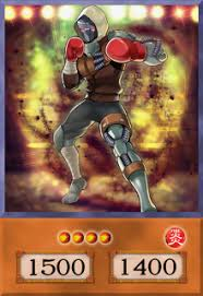 Battlin Boxer Deck 2015 by Lv4 Yu Gi Oh Anime Cards Page 17
