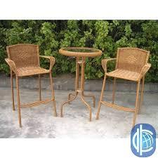 Agio Patio Furniture Cushions by Balcony Height Patio Dining Furniture Set Balcony Height Outdoor