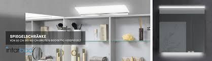 spiegelschränke für das badezimmer designbaeder