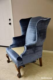 How To Reupholster The Back, Sides, And Outside Of A ... Baxton Studio Patterson Wingback Beige Linen And Burlap Nailhead Tufted Accent Chair Sure Fit Striped Slipcover Products Custom Slipcovers By Shelley Gray Waterfall Skirt Couch Wingbackchaenviroment2 Decoration Inc Pin Gail On Stuff To Make For Chairs Upholstery Leather 53 Market Rustic Denim Farmhouse Chic Outdoor Youll Love In 2019 Wayfair Subrtex 2piece Elegant Jacquard Wing Back Cover Covers Chocolate 34 Examples Of Lavish Photographs Loose For Ding Making Room Loccie Better Homes