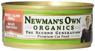 organic cat food newman s own organics canned organic cat food organicpowerfoods