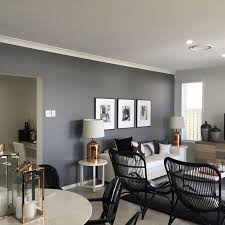 Popular Paint Colours For Living Rooms by The 25 Best Grey Feature Wall Ideas On Pinterest Living Room