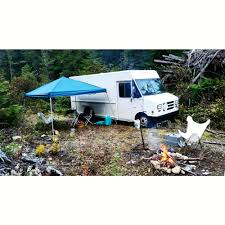 Raphaelle Mark In A Ford Van Tiny House Footprint
