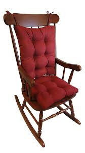 Best Rocking Chair Cushions 2018 | Best Rocking Chairs 19th Century Rocking Chairs 95 For Sale At 1stdibs Every Body Brigger Fniture Tufted Chair Cushion Royals Courage Hampton Bay Park Meadows Brown Swivel Wicker Outdoor Lounge Sets And More Clearance Add Comfort And Style To Your Favorite With Shop Greendale Home Fashions Moss Hyatt Jumbo Design Make A Comfortable Windsor Martha Stewart Patio Cushions Fresh Solid White Pad Carousel Designs