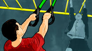 Trx Ceiling Mount Weight Limit by All The Unusual Places You Can Use Suspension Trainers To Get A