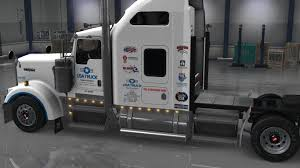 100 Pacella Trucking Uncle D Logistics USA Truck W900 Skin V10 ATS Mods American