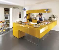 decoration salon cuisine ouverte idée déco salon cuisine ouverte salon