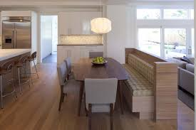 White Kitchen Islands Bar Stools Wooden Table And Chairs Benches Hanging Lamps Cabinets