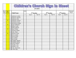 Halloween Potluck Signup Sheet Template Word by 100 Signup Sheet Template Criminal Sample Inventory Sign