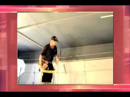 strong racks 600lb 4 x8 ceiling storage installation video mov