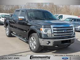 100 Lincoln Truck 2013 Ford F150 Lariat 1FTFW1ETXDFC33811 Community Auto Group