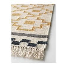 tapis coton tisse a plat alvine ruta tapis tissé plat ikea