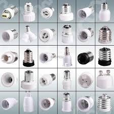extender base socket ba15d mr16 e12 e40 adapter converter for