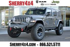 2018 Jeep Wrangler Unlimited – Rocky Ridge Trucks K2 | 28374T | Paul ...
