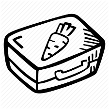 Education Kids Learning Lunchbox Preschool School Icon