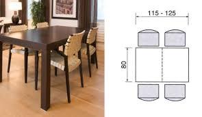 dimension table de cuisine agreeable table bistro superb