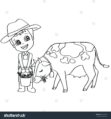Coloring Book Online Pages Pdf Stock Vector Child Feeding Cars