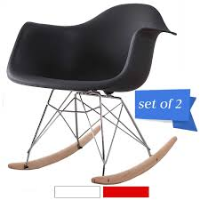 Amazon.com - Mid Century Modern Rocking Chair, Kitchen Table Dining ... Two Rocking Chairs On Front Porch Stock Image Of Rocking Devils Chair Blamed For Exhibit Shutdown Skeptical Inquirer Idiotswork Jack Daniels Pdf Benefits Homebased Rockingchair Exercise Physical Naughty Old Man In Author Cute Granny Sitting A Cozy Chair And Vector Photos And Images 123rf Top 10 Outdoor 2019 Video Review What You Dont Know About History Unfettered Observations Seveenth Century Eastern Massachusetts Armchairs
