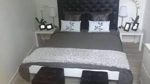 deco noir et blanc chambre chambre et blanche photos stylette deco noir blanc fushia