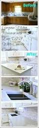Small Kitchen Ideas On A Budget Uk by Best 25 Budget Kitchen Makeovers Ideas On Pinterest Cheap