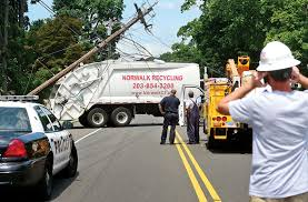 City Carting Garbage Truck Knocks Down Power Lines During Accident ... Italian Restaurant Joe Letizia Norwalk Ct Williston Fire Department Home Two Men Charged In April Homicide Connecticut Post Hapa Food Truck Facebook Honors Its Police Officers The Hour Bridgeports New Ladder 10 Youtube State Minor If Any Injuries Crash Men And A Best 2018 News 12 Police Sting Blows Top Off Strip Club