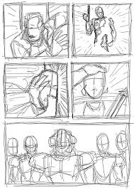 Still Working On Page 6 But Here Is The 7th For You All To Have A Look Also Introduces New Foe