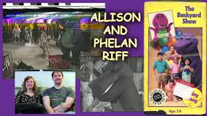 Allison And Phelan Riff: Barney: The Backyard Show (1988) - YouTube Barney The Backyard Gang Waiting For Santa Original Version Jason Theme Song Youtube July 2014 Antickmusings And Christmas Home Design Interior We Are Openclosing To Three Wishes 1989 Image And Derekjpg Wiki Fandom Powered By Wikia Whatsoever Critic In Concert Video Review V01204uifdwjpg Best Of Vtorsecurityme Which Member Is Your Favorite The Purple A Day At Beach