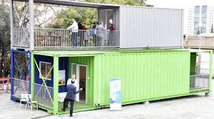 100 Containers Homes Could Container Homes Alleviate Israeli Housing Crisis