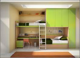 Bedroom Bunk Beds With Desks