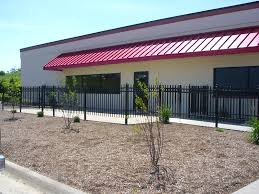 Decorative Aluminum And Iron – Fink Fencing Inc. Commercial Awnings Canopies Chicago Il Merrville Awning Co Carport Fence Naco Perrin North San Antonio Covers Home Depot Patio Alinum With White Design Ideas And Simple Roof Futons Pvc Vinyl Fencing Free Estimates Rightway Fencing Mesmerizing Wood Panels Vinyl Beguiling Deck Estimate Cost Tags Iron Stainless Steel Etc 347 9162530 School Playground Shade Superior