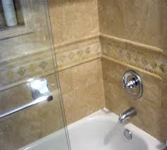 Tile Floors Glass Tiles For by Tiles Create Ambience Your Desire With Travertine Tile Bathroom