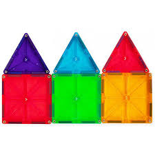 magna tiles clear colors 100 set boing jps shop
