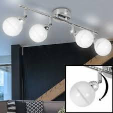 decken leuchte retro glas esszimmer kugel le wohnzimmer