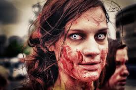 Halloween Contacts Non Prescription Zombie by Who Says Undead Aint Beautiful Http Www Youknowit Com Online
