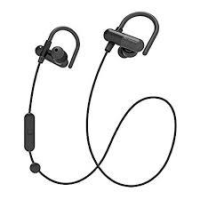 TaoTronics Bluetooth Headphones Wireless In Ear Earbuds Sports Earphones with Bulit in Mic