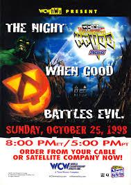 Halloween Havoc 1997 Hogan Fan by Wcw Worldwide