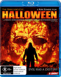 Rob Zombie Halloween 2007 Cast by Halloween Blu Ray The Director U0027s Cut Australia