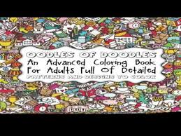 Oodles Of Doodles An Advanced Coloring Book For Adults Full Detailed Patterns Sacred Mandala Desi