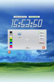 télécharger time horloge gratuit