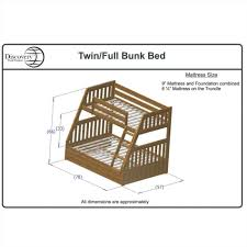 Full Size Bed Dimensions In Feet